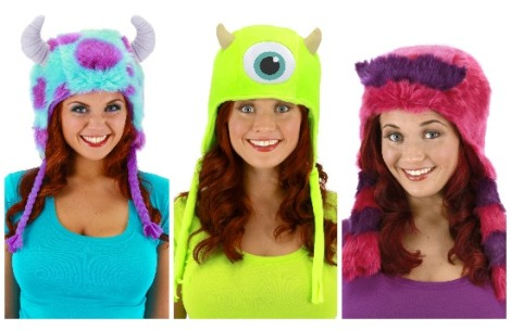 Monsters Inc U Hoodies