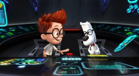 MR. PEABODY & SHERMAN Animated
