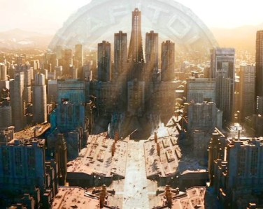 The Capitol - Catching Fire