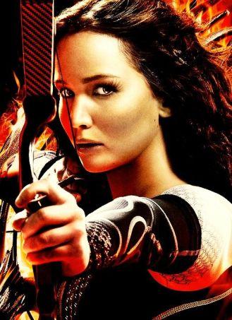 Catching Fire Jennifer Lawrence