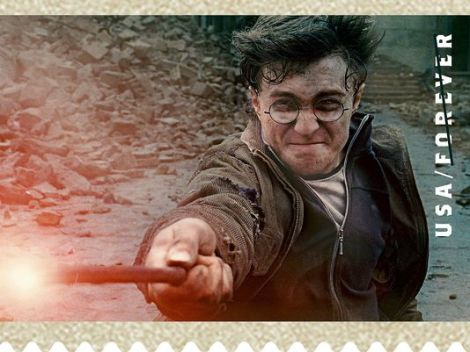 Harry Potter Stamps are coming! Photo courtesy of http://www.slashfilm.com/