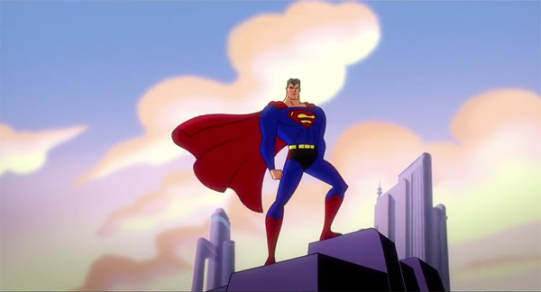 Superman Cartoons Cartoon Crackdown Superman in