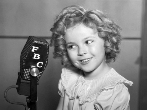 Sadly, film legend, Shirley Temple passed away this week. She was 85. Photo courtesy of http://www.fggam.org