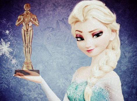 Frozen Oscar