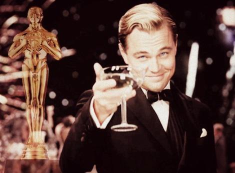 The Great Gatsby Oscar