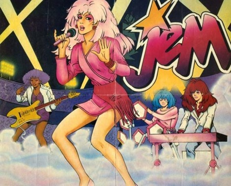 Jem and the Holograms is getting a live-action film. Photo courtesy of http://www.forbes.com